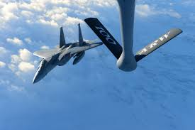 f 15 eagle receives fuel from kc 135 stratotanker wallpapers kc 135 brings force extension to iceland u003e u003cp style u003dfont size 20px