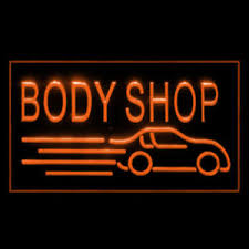 led lights for body shop 190065 body shop car exquisite technical professional display led