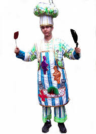 chef costume mummers costume chef costume mens and 50 similar items