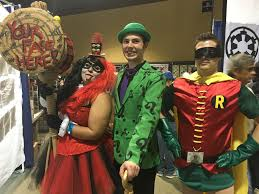 long beach comic con cosplay sidekicks and other cool costumes