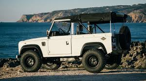 land rover vintage this vintage defender is selling for an absurdly reasonable price