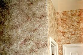 decorating ideas gorgeous ideas for light brown sponge painting