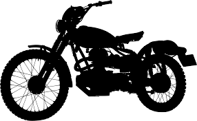 bmw motorcycle clipart vintage bmw motorcycle silhouette