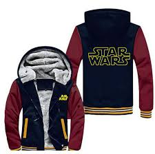 star wars cosplay coat zipper hoodie