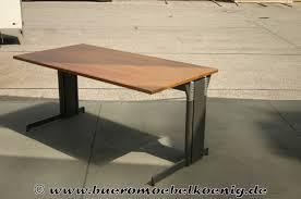 B Obedarf Schreibtisch Schreibtisch 160x80 In Nussbaum Von Lorbeer