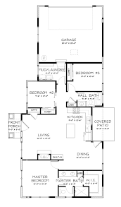 craftsman floor plan one craftsman bungalow house plans 28 images one