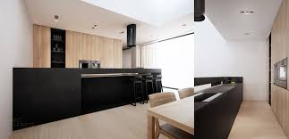 black kitchen cabinets nz black white wood kitchens ideas inspiration