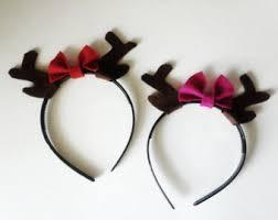 deer headband play animal ears sevenwhiterabbits