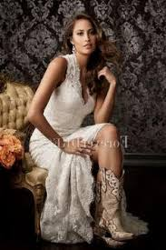 casual country wedding dresses casual country lace wedding dress naf dresses