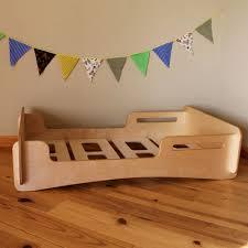 Floor Beds For Toddlers Lovely Design Toddler Floor Bed Frame Toddler Beds Genwitch