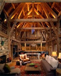 home interior design u2014 massive interior cathedral ceiling in stone