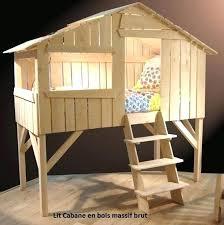chambre bebe bois massif lit bebe bois massif lit enfant bois massif lit cabane ecologique