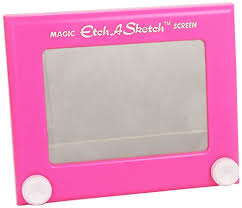 etch a sketch pink amazon co uk toys u0026 games