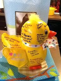 Duck Themed Baby Shower Rubber Ducky Jello Duck Baby Shower Cake