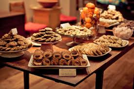 how to host christmas cookie swap party village bakery