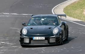 Porsche 911 Horsepower - porsche 911 gt2 rs to offer over 640 hp autoguide com news