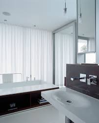 bathroom modern and luxury home design in unique concept