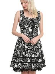 disney alice in wonderland sweetheart dress topic