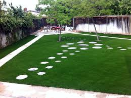 Rock Backyard Landscaping Ideas Artificial Turf Cost Pasadena California Landscape Rock Backyard