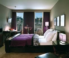 chambre couleur prune et gris chambre prune et taupe chambre taupe et couleur de chambre
