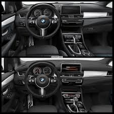 bmw 3 series dashboard bmw 2 series gran tourer vs bmw 2 series active tourer photo