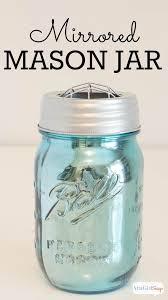 mirrored mercury glass jars other jar crafts atta