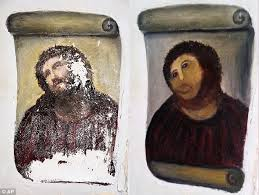 Ecce Homo Meme - ecce homo painting that sparked a thousand memes is discovered