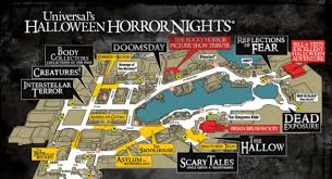 2014 halloween horror nights theme park nostalgia halloween horror nights xviii reflections