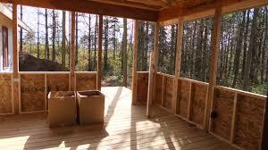 mobile home enclosed porch ideas