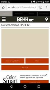 coordinated palette for almond wisp french lilac behr paint