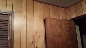Covering Wood Paneling I Need Help With Wood Paneling In My Cabin So Un Natural Looking