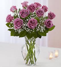 lavender roses dozen lavender roses in maryland heights mo maryland heights