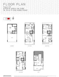 floor plan survey tranquilia kismis floor plan singapore property review