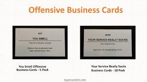 offensive business cards ppt lamborghini and car t shirts powerpoint presentation