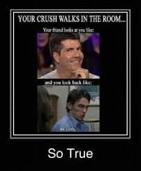 Secret Crush Meme - 17 things you ll get if you can t take compliments compliments