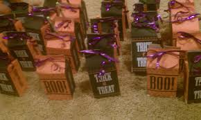 diy halloween goodie bags and candy wrappers rocketeermom