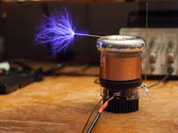 tesla coil build your own tesla coil with this beginner kit connectedly