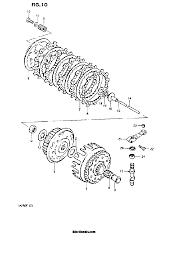 suzuki rm250 wiring schematics 1997 suzuki rm250 service manual