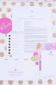 Payment Reminder Letter To Client Best 25 Photography Welcome Packet Ideas On Pinterest Welcome