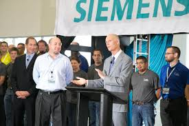 governor scott announces siemens to create 50 new jobs