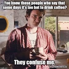 Pulp Fiction Memes - pulp fiction coffee meme generator imgflip