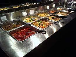 Restaurant Buffet Table by Dinner Buffet Table Picture Of Golden Chopsticks Osoyoos