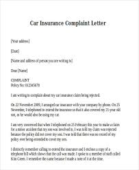 Rejecting Goods Letter 27 complaint letter formats free premium templates