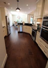 what color floor looks best with white cabinets hickory ridge tobacco road hardwood white cabinets black