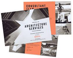 architectural design firms architecture proposal template free sample