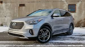suv hyundai 2017 hyundai santa fe review affordable suv more than matches its