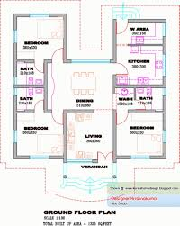 2 bedroom kerala house plans free savae org