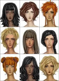 hair generator portrait generator enkord com