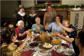 thanksgiving history plimoth plantation