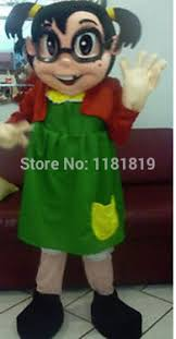El Chavo Halloween Costume Aliexpress Buy La Chilindrina Mascot El Chavo Del 8 Costume
